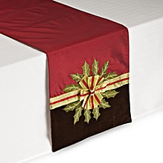 Holiday Gift Table Runner