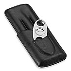 3-Piece Cigar Holder with Cutter