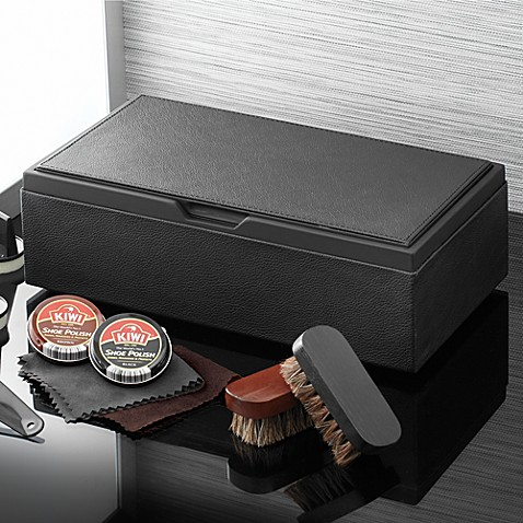 Ampersand Deluxe Shoe Shine Kit