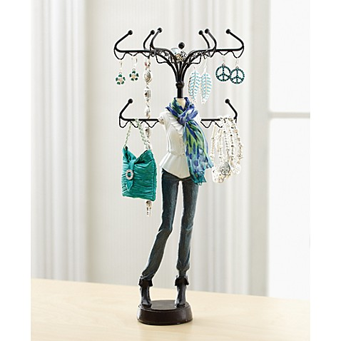 Chloe Jewelry Doll Rack