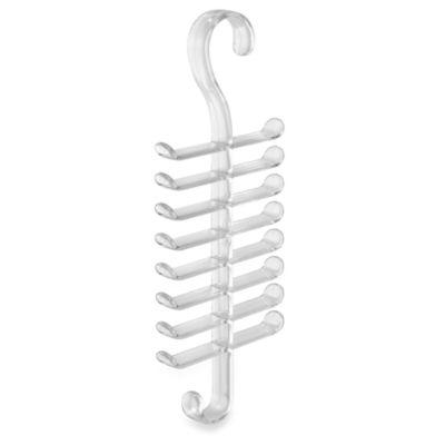 Interdesign® Claro Tie/Belt Hook Hanger
