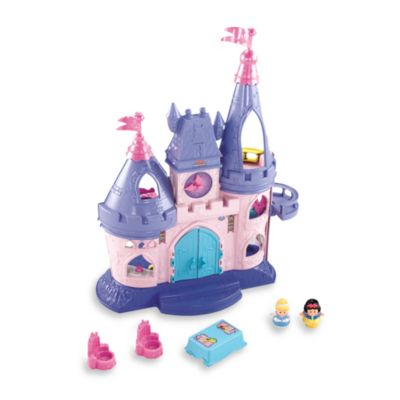Fisher-Price® Little People® Disney® Princess Songs Palace