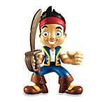 Fisher-Price® Jake and the Never Land Pirates Yo-Ho Let's Go! Jake Talking Figure