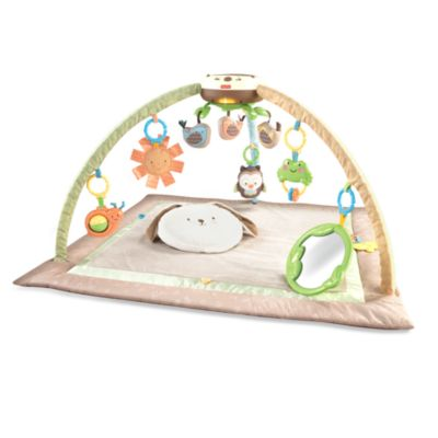 Fisher-Price® My Little Snugabunny™ Ultra Comfort Musical Gym