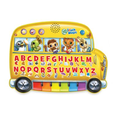 LeapFrog® Touch Magic Learning Bus