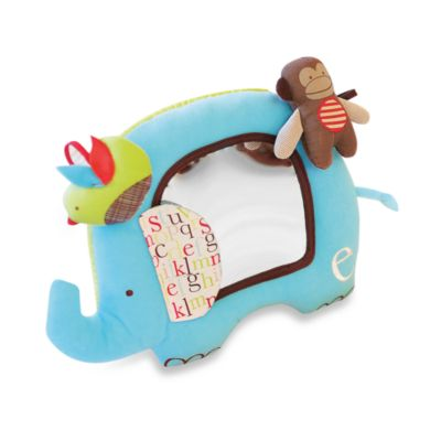 SKIP*HOP® Alphabet Zoo Baby-Safe Activity Mirror - from Skip Hop