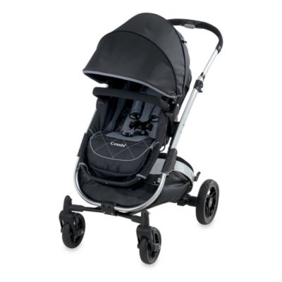 Full Size Strollers > Combi® Catalyst Stroller in Graphite