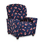 Official MLB® Kids Recliner in Cleveland Indians