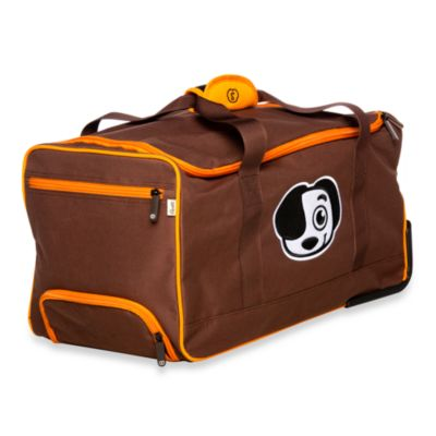 The Shrunks Sunny Wheeled Travel Bag