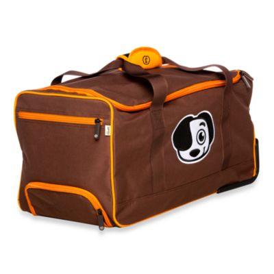 The Shrunks Sunny Wheeled Travel Bag