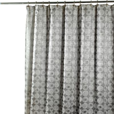 Metallic Avanti Shower Curtain
