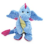 Baby Dragon Squeaker Toy with Chew Guard Technology