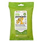 Petk in ® Bamboo Cloth 30-Count PetWipes™ in Travel Pack