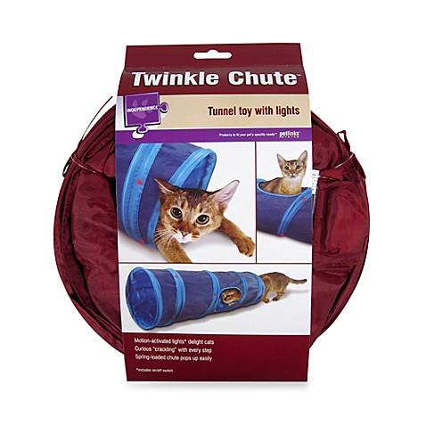 Twinkle Chute Collapsible Crackle Tunnel