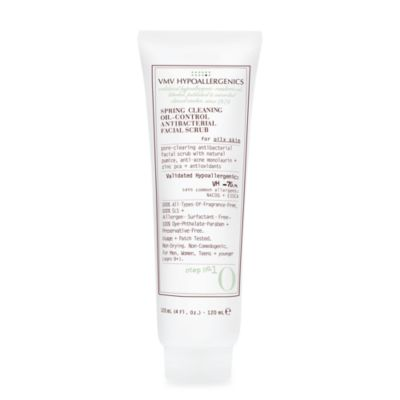 VMV Hypoallergenics Spring Cleaning Anti-Bacterial Scrub for Oily Skin