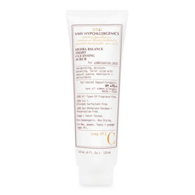 VMV Hypoallergenics Hydra Balance Cleansing Scrub for Combination Skin