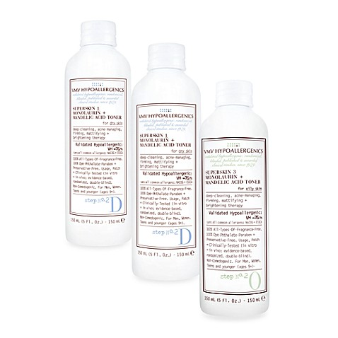 VMV Hypoallergenics Superskin Toner (For Dry, Oily, and Combination Skin Types)