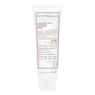VMV Hypoallergenics Creammmy-Rich intense Moisture Milk for Dry Skin