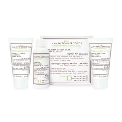 VMV Hypoallergenics SuperSkin Care Starter Kit for Combination Skin