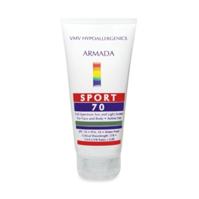 VMV Hypoallergenics Armada Sport SPF 70 Sun and Light Screen