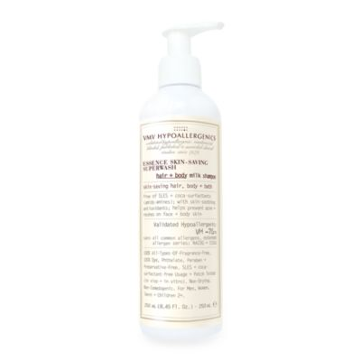 VMV Hyopallergenics™ Essence Skin-Saving Superwash Hair and Body Cleansing Shampoo
