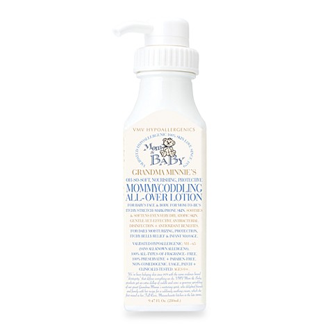 VMV Hypoallergenics Grandma Minnie's Mommycoddling All-Over Lotion