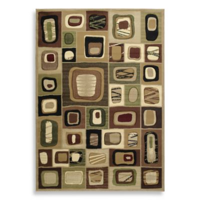 Toffee Area Rugs