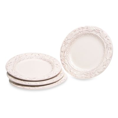 Certified International Firenze 11 -Inch Dinner Plates (Set of 4)