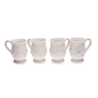 Certified International Firenze 16-Ounce Mugs in (Set of 4)