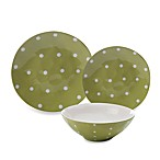 Maxwell & Williams™ Sprinkle Collection Lime Dinnerware