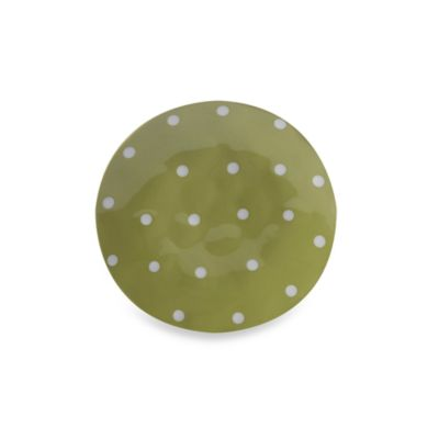 Maxwell & Williams™ Sprinkle Collection Lime 8-Inch Side Plate