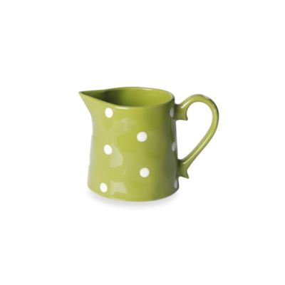 Maxwell & Williams™ Sprinkle Collection Lime 10-Ounce Creamer
