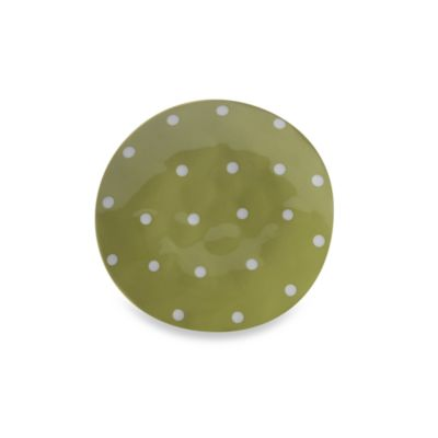 Maxwell & Williams™ Sprinkle Collection 13-Inch Round Platter in Lime
