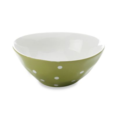 Maxwell & Williams™ Sprinkle Collection Lime 7-Inch Round Bowl
