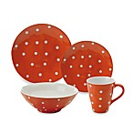 Maxwell & Williams™ Sprinkle Collection Orange Dinnerware