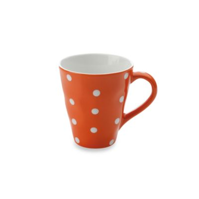 Maxwell & Williams™ Sprinkle Collection Orange 12.5-Ounce Mug