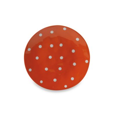Maxwell & Williams™ Sprinkle Collection 13-Inch Round Platter in Orange