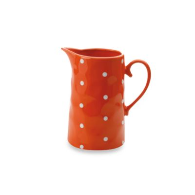 Maxwell & Williams™ Sprinkle Collection Orange 57-Ounce Jug