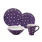 Maxwell & Williams™ Sprinkle Collection Purple Dinnerware