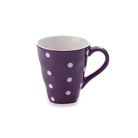 Maxwell & Williams™ Sprinkle Collection 12.5 oz. Mug in Purple