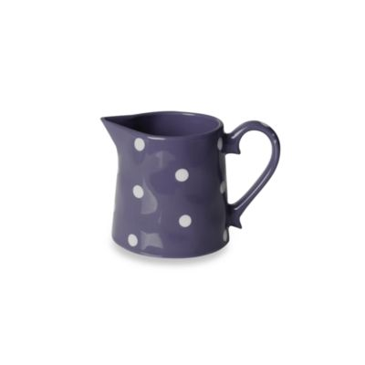 Maxwell & Williams™ Sprinkle Collection Purple 10-Ounce Creamer