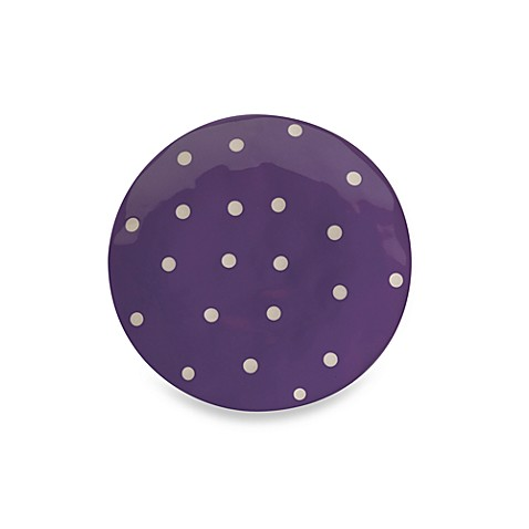 Maxwell & Williams™ Sprinkle Collection 13-Inch Round Platter in Purple
