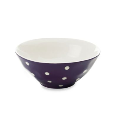 Maxwell & Williams™ Sprinkle Collection Purple 6-Inch Round Bowl