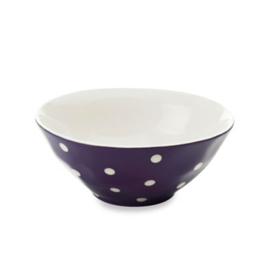 Maxwell & Williams™ Sprinkle Collection Purple 7-Inch Round Bowl
