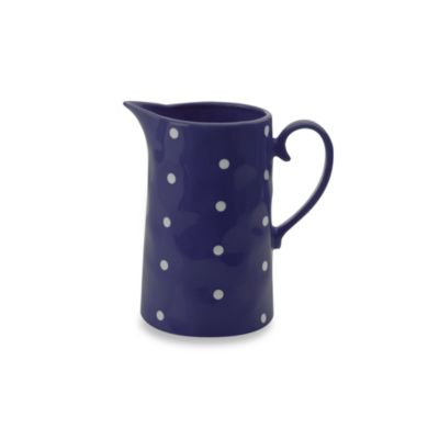 Purple Sprinkle Pitcher