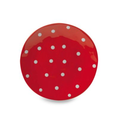 Maxwell & Williams™ Sprinkle Collection Red 8-Inch Side Plate