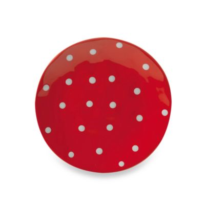 Maxwell & Williams™ Sprinkle Collection 13-Inch Round Platter in Red