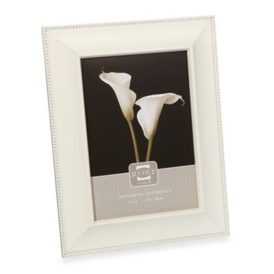 Prinz Mandalay Frames in Antique White