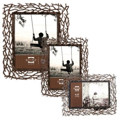 Prinz Whitman Antique Copper Metal 4-Inch x 6-Inch Frame