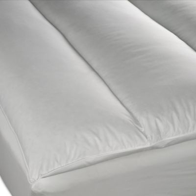 Down Soft Bed™ Queen Featherbed